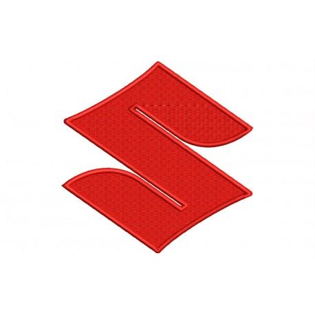 SUZUKI (Logo) Embroidered Patch