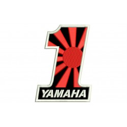 YAMAHA NUMBER 1 (Kamikaze) Embroidered Patch