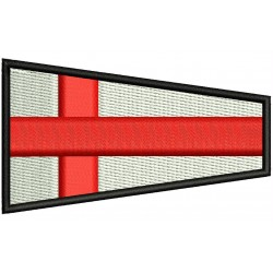 ICS EIGHT FLAG Embroidered Patch