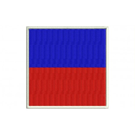 ICS ECHO FLAG Embroidered Patch
