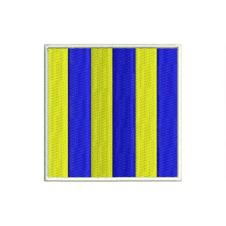 ICS GOLF FLAG Embroidered Patch