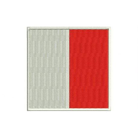 ICS HOTEL FLAG Embroidered Patch