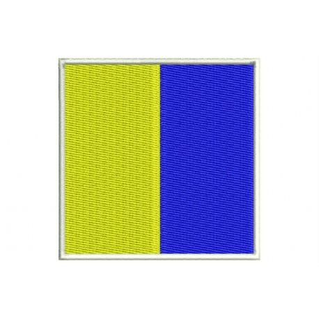 ICS KILO FLAG Embroidered Patch