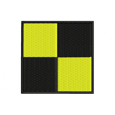 ICS LIMA FLAG Embroidered Patch