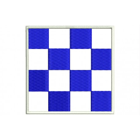 ICS NOVEMBER FLAG Embroidered Patch