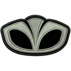 DAEWOO (Logo) Embroidered Patch