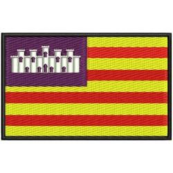 Parche Bordado Bandera BALEARES