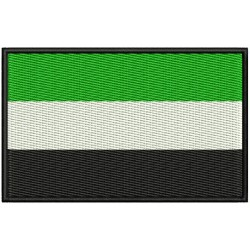 EXTREMADURA FLAG Embroidered Patch