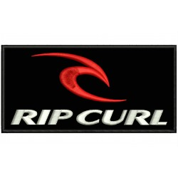 RIP CURL Embroidered Patch