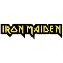 IRON MAIDEN (Color) Embroidered Patch