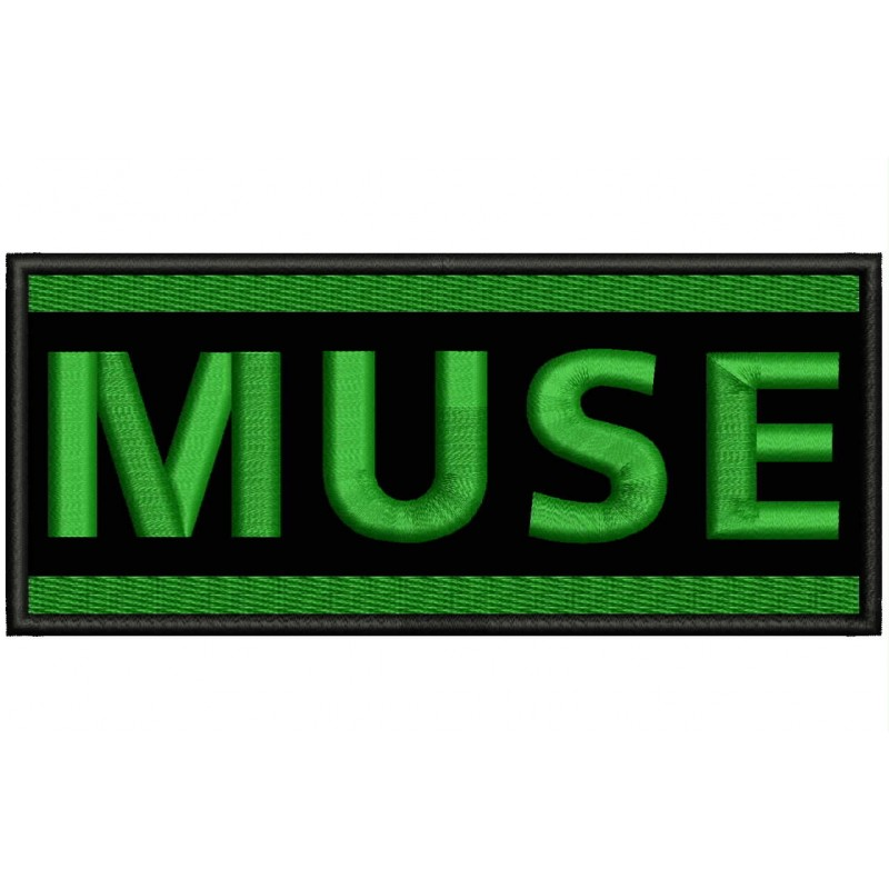 Music Brand New Rock Band Metal Muse Iron On Patch
