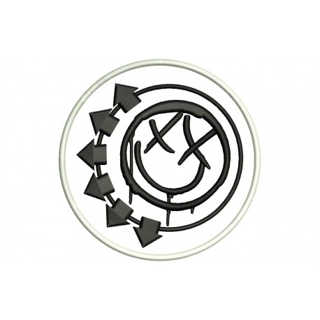 BLINK-182 Embroidered Patch