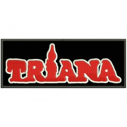 TRIANA Embroidered Patch