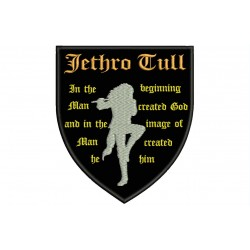 JETHRO TULL Embroidered Patch