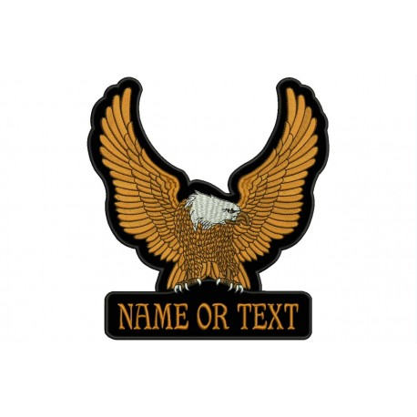 AMERICAN EAGLE Custom Embroidered Patch