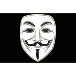 Parche Bordado ANONYMOUS (Anonimos)