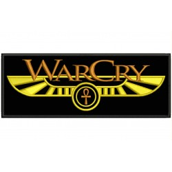 WARCRY Embroidered Patch