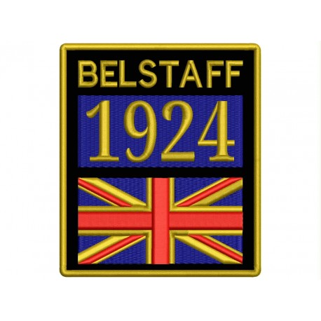 BELSTAFF 1924 Embroidered Patch