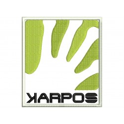 KARPOS Embroidered Patch