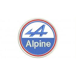 Parche Bordado ALPINE (Logo)
