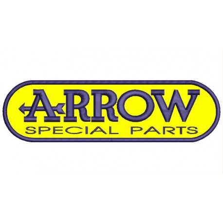 ARROW (Special Parts) Embroidered Patch
