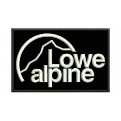 LOWE ALPINE Embroidered Patch