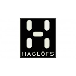HAGLÖFS Embroidered Patch