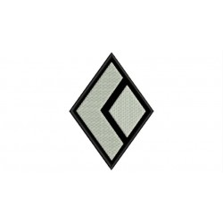 BLACK DIAMOND (Logo) Embroidered Patch