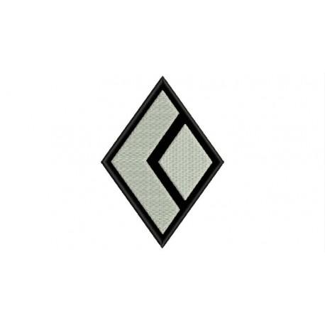BLACK DIAMOND (Logo) Embroidered Patch