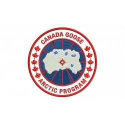 CANADA GOOSE Embroidered Patch