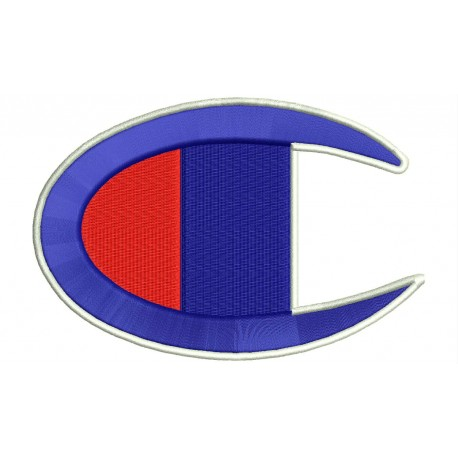 CHAMPION (Logo) Embroidered Patch