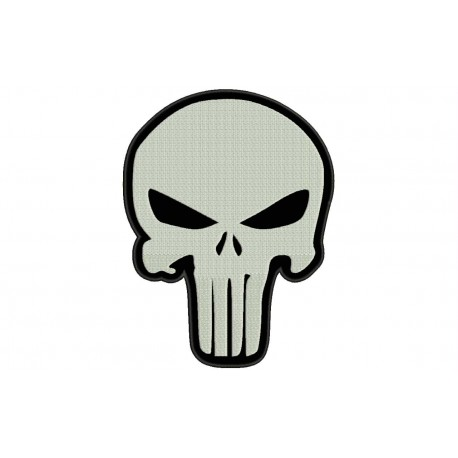 THE PUNISHER Embroidered Patch