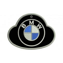 LLAVERO BORDADO BMW (Mod. 4)