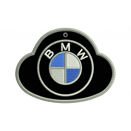 BMW Embroidered KEYCHAIN (Mod. 4)