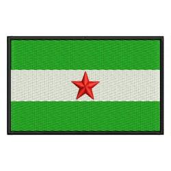 Parche Bordado Bandera ANDALUCIA (NACIONALISTA)