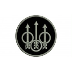 BERETTA (Logo) Embroidered Patch
