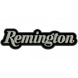 REMINGTON Embroidered Patch