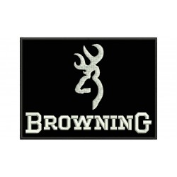 BROWNING Embroidered Patch