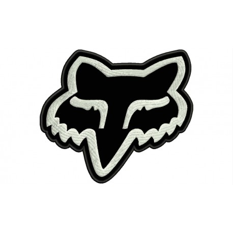 FOX (Logo) Embroidered Patch