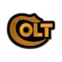 COLT Embroidered Patch