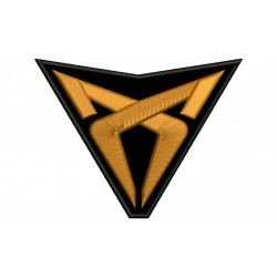 Parche Bordado CUPRA (Logo)
