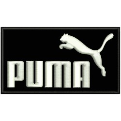 PUMA Embroidered Patch