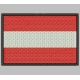 AUSTRIA FLAG Embroidered Patch