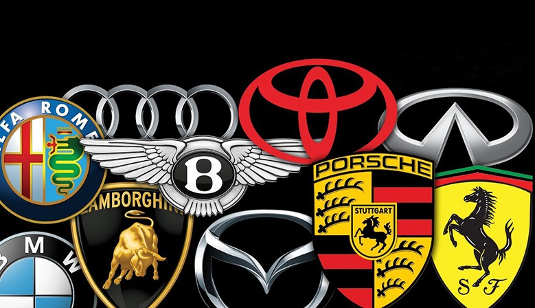 Cars and Motorsport Embroidered Patches