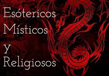 Parches Bordados Esotéricos, Místicos y Religiosos